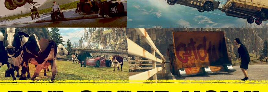 Carmageddon: Max Damage - Trailer