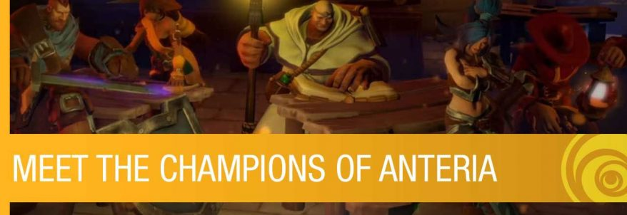 Champions of Anteria - Trailer
