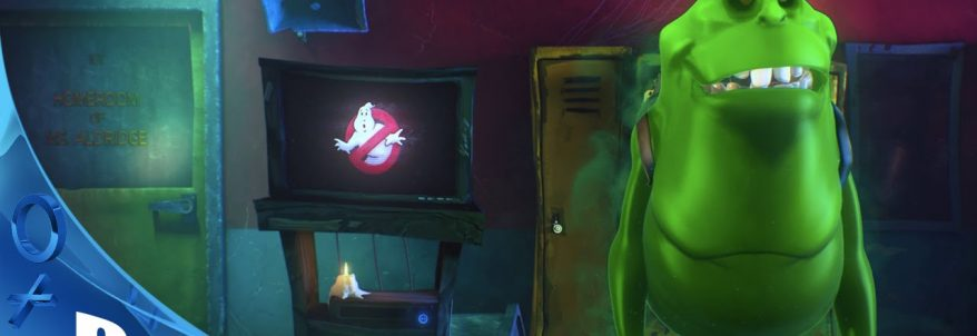 Ghostbusters - Announce Trailer