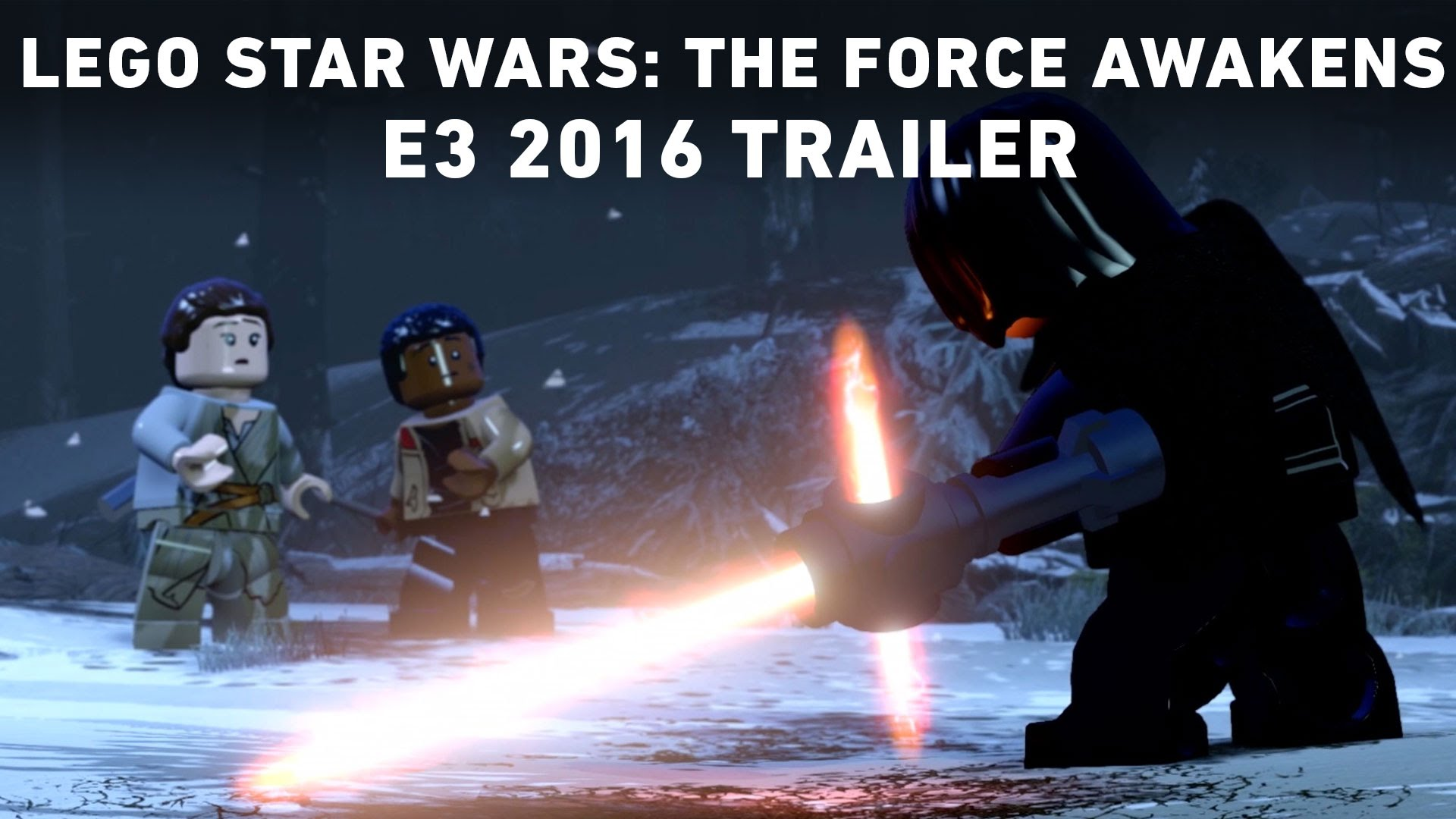 LEGO Star Wars: The Force Awakens – E3 2016 Trailer