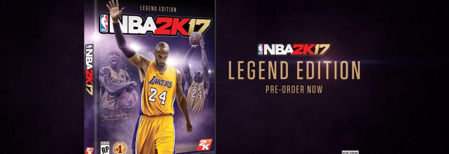 NBA 2K17 – Legends Live On