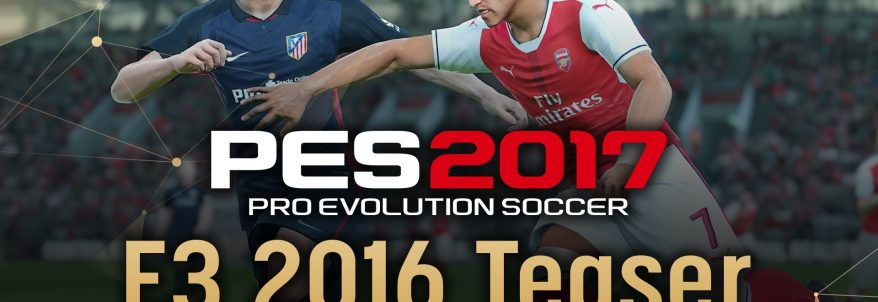 Pro Evolution Soccer 2017 – E3 2016 Teaser Trailer