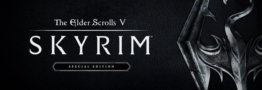 The Elder Scrolls V: Skyrim Special Edition - E3 2016 Presentation