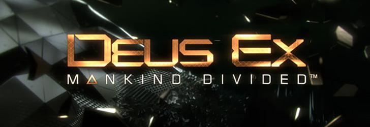 Conținutul Deus Ex: Mankind Divided Season Pass detaliat