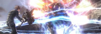 God Eater 2 Rage Burst imagine 2