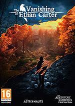 The Vanishing of Ethan Carter PC Box Art Coperta
