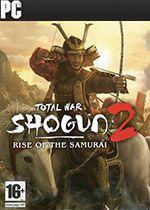 Total War Shogun 2 Rise of the Samurai PC Box Art Coperta