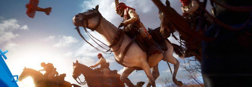 Battlefield 1 a primit gameplay trailer la Gamescom 2016