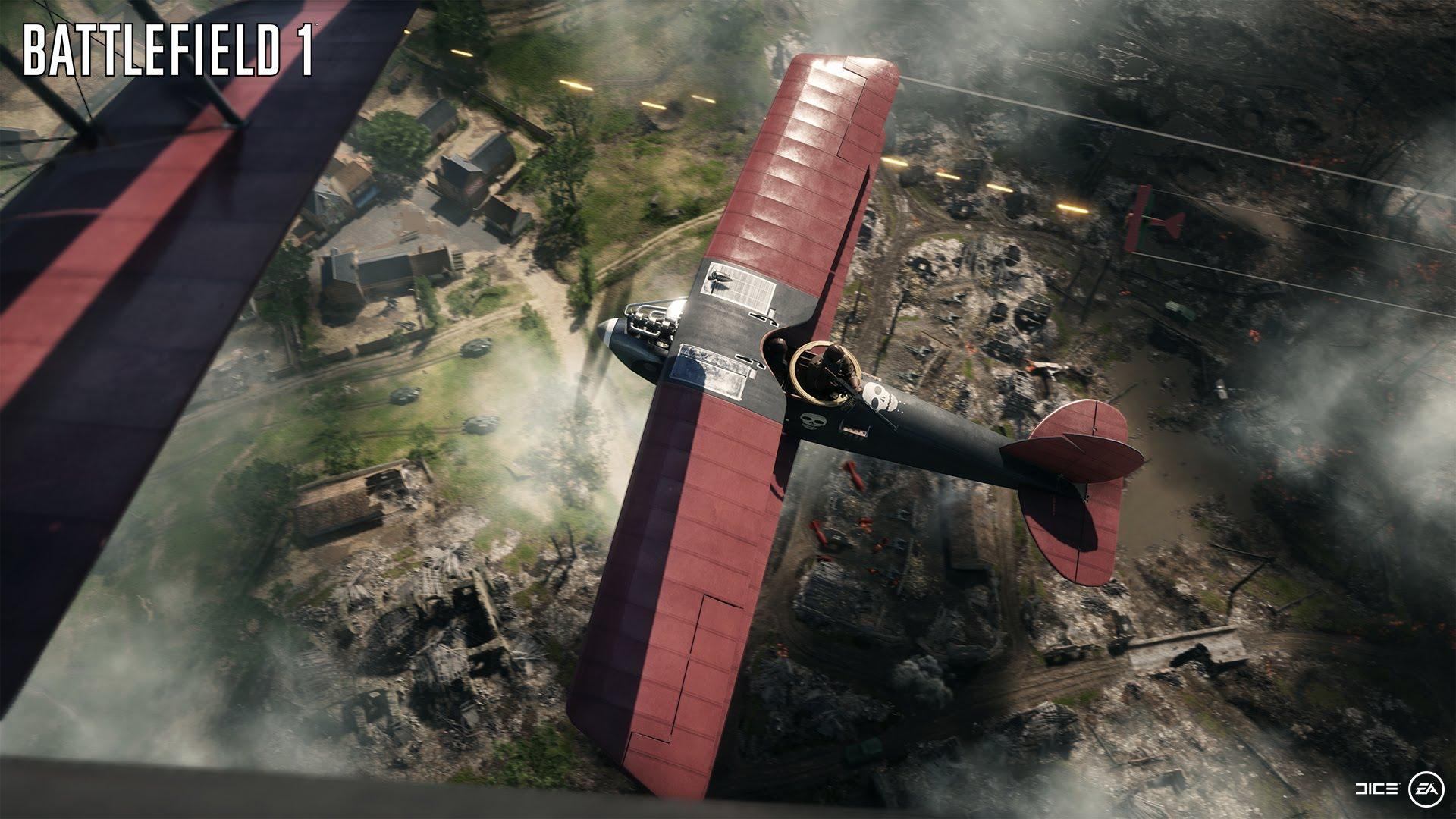 Battlefield 1 – Gameplay Series: Vehicles