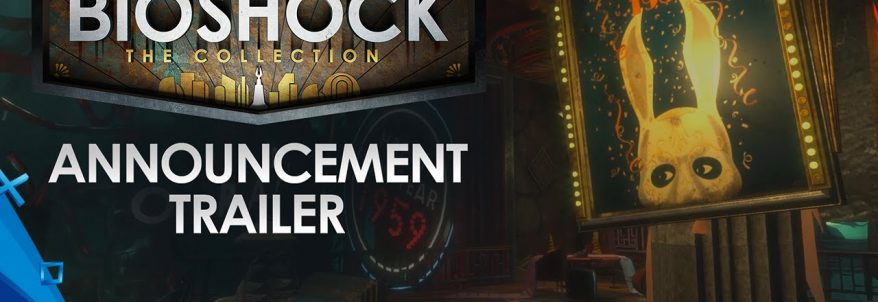 BioShock: The Collection – Trailer