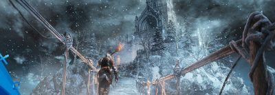 Dark Souls III: Ashes of Ariandel a fost anunțat oficial