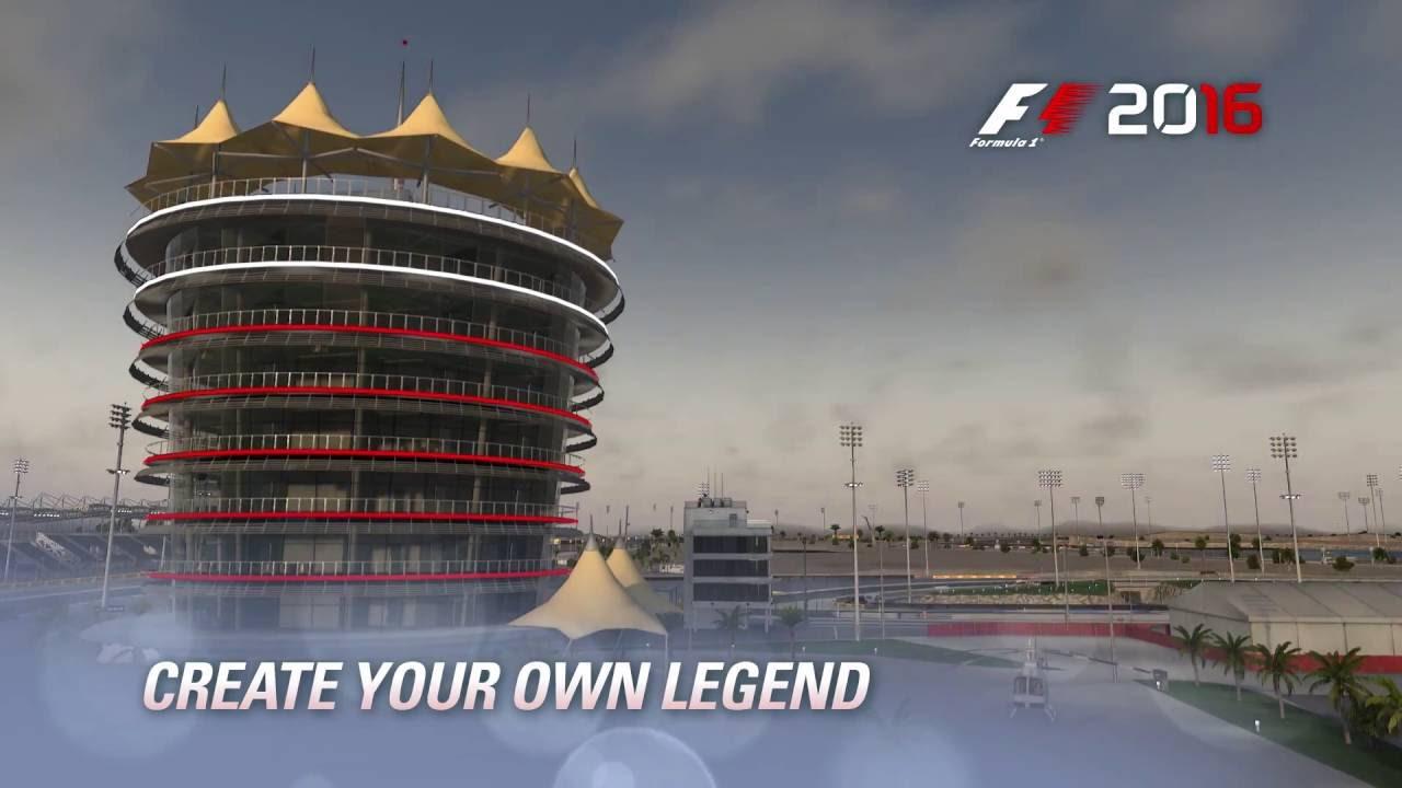 F1 2016 – Career Trailer