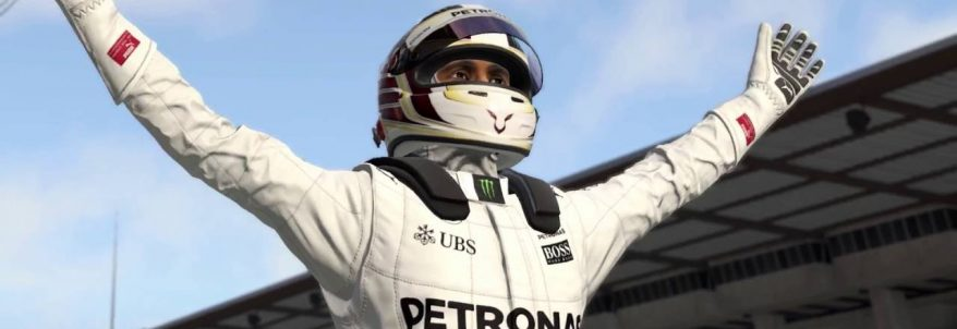 F1 2016 – Your Journey Begins