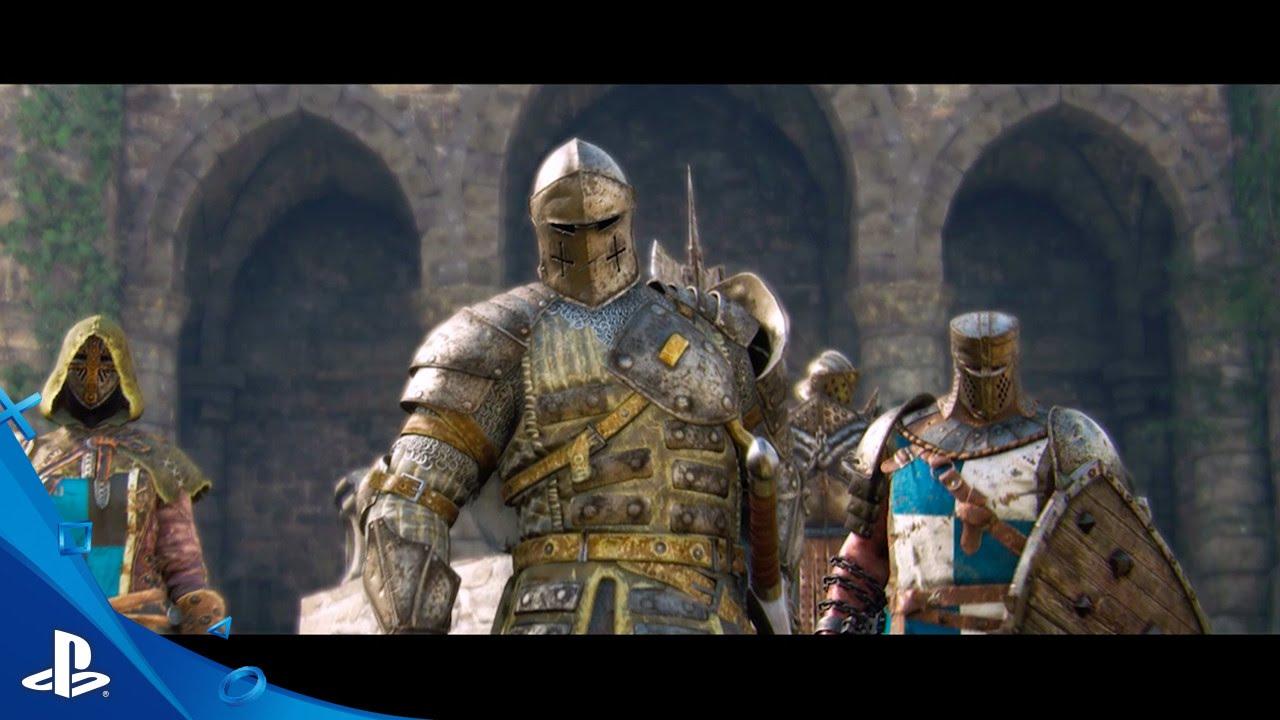 For Honor – Gamescom 2016 Trailer