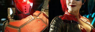 Harley și Deadshot prezentați în Injustice 2