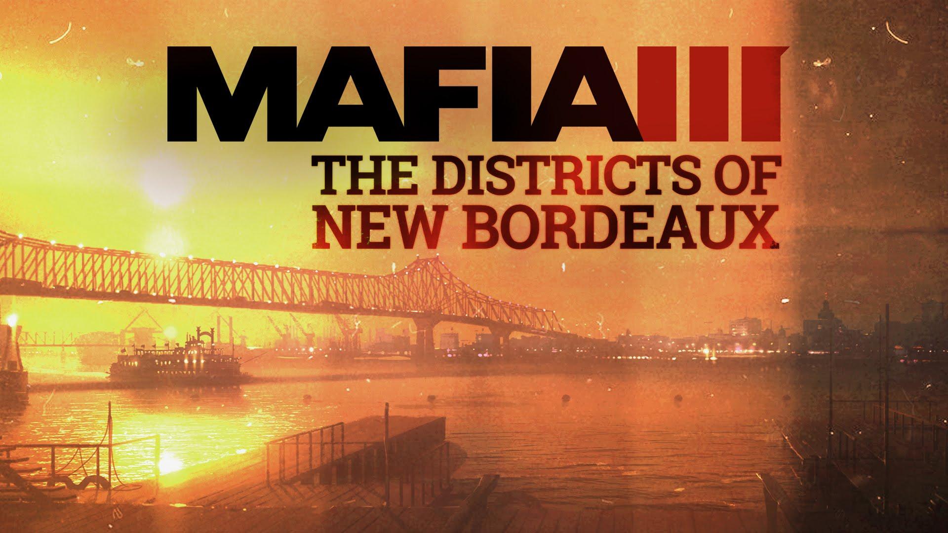Mafia III primește trailer ce prezintă Bordeaux