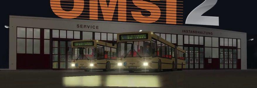 OMSI 2: The Omnibussimulator - Trailer