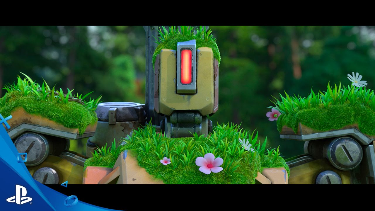 Overwatch – The Last Bastion Cinematic