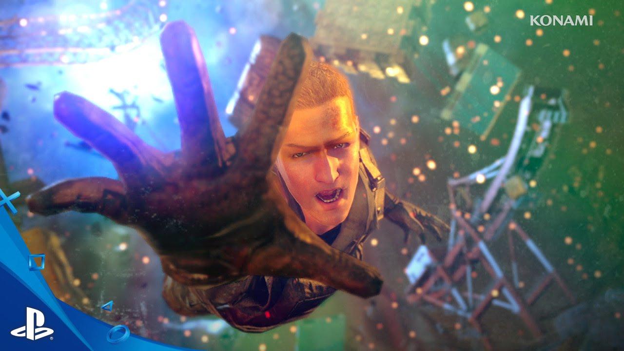 Trailer de anunțare pentru Metal Gear Survive