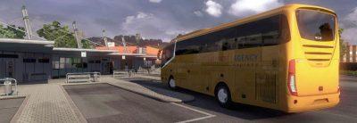 Imagini Euro Coach Simulator