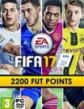 FIFA 17: 2200 FUT Points