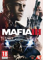 Mafia III PC Box Art Coperta