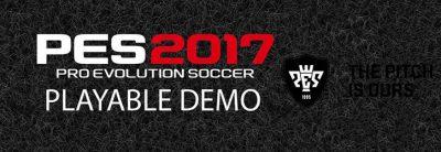 DEMO-ul pentru Pro Evolution Soccer 2017 este acum disponibil și pe PC