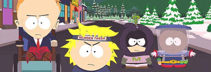 South Park: The Fractured But Whole a fost amânat pentru 2017