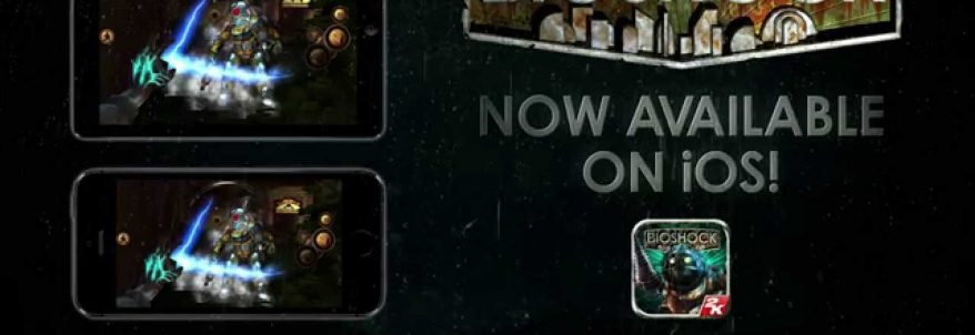 BioShock - iOS Trailer