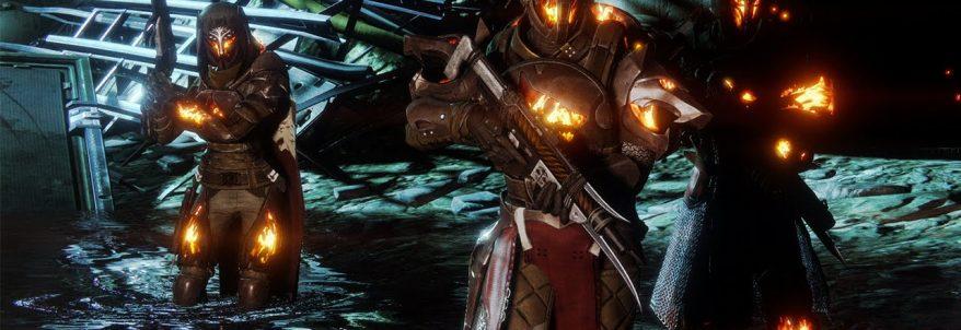 Destiny: Rise of Iron a primit trailer de lansare