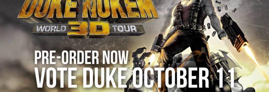 Duke Nukem 3D: 20th Anniversary World Tour - Trailer