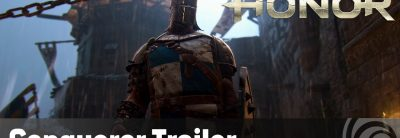 Trailer de prezentare a cavalerului Conqueror din For Honor