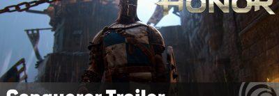 Trailer de prezentare a cavalerului Conqueror din For Honor