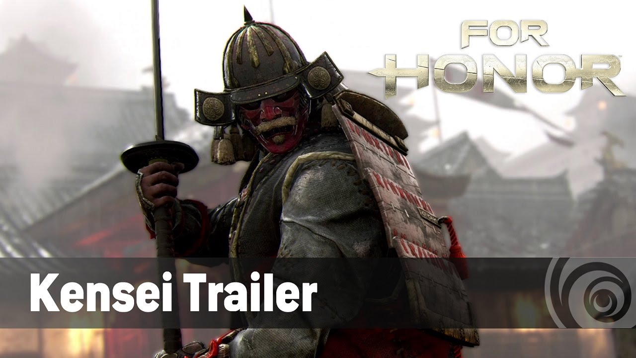Trailer de prezentare a samuraiului Kensei din For Honor