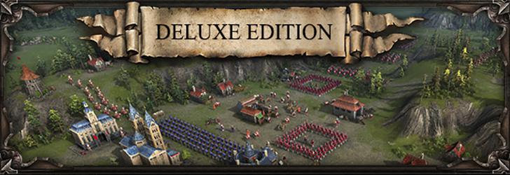 Cossacks III Deluxe Edition Continut