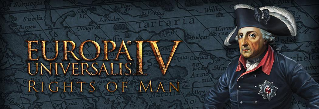 Europa Universalis 4: Rights of Man
