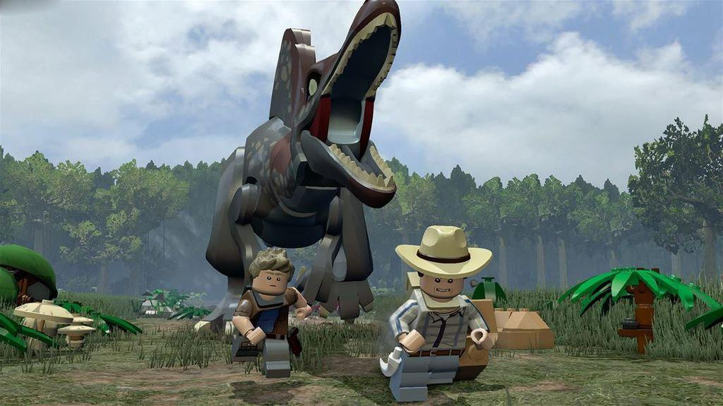 Imagini LEGO Jurassic World