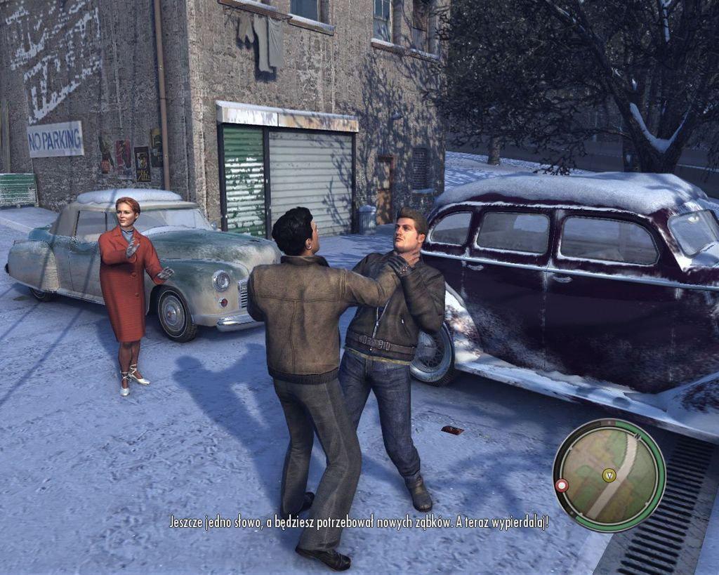 Imagini Mafia 2