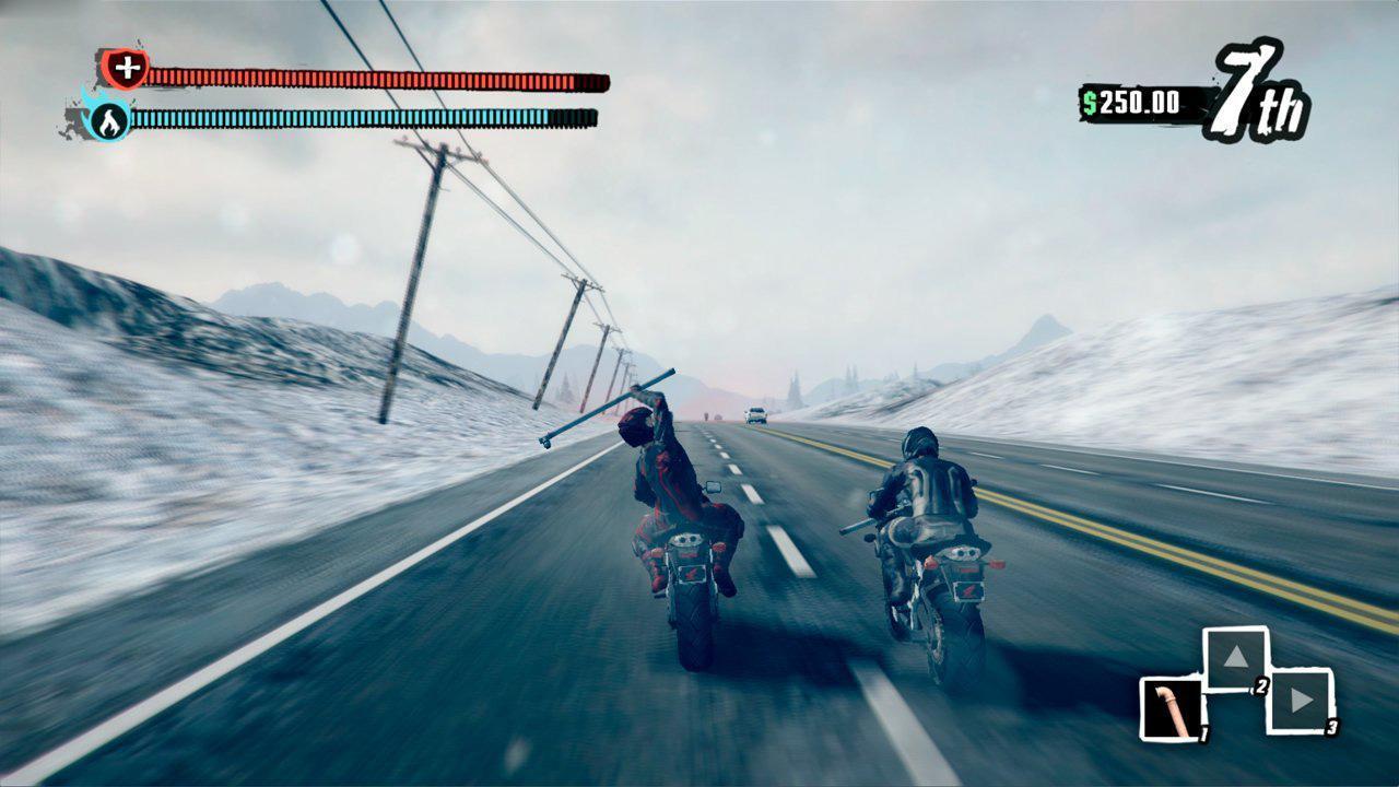 Imagini Road Redemption