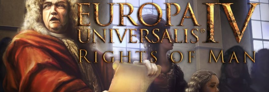 Europa Universalis 4: Rights of Man - Trailer