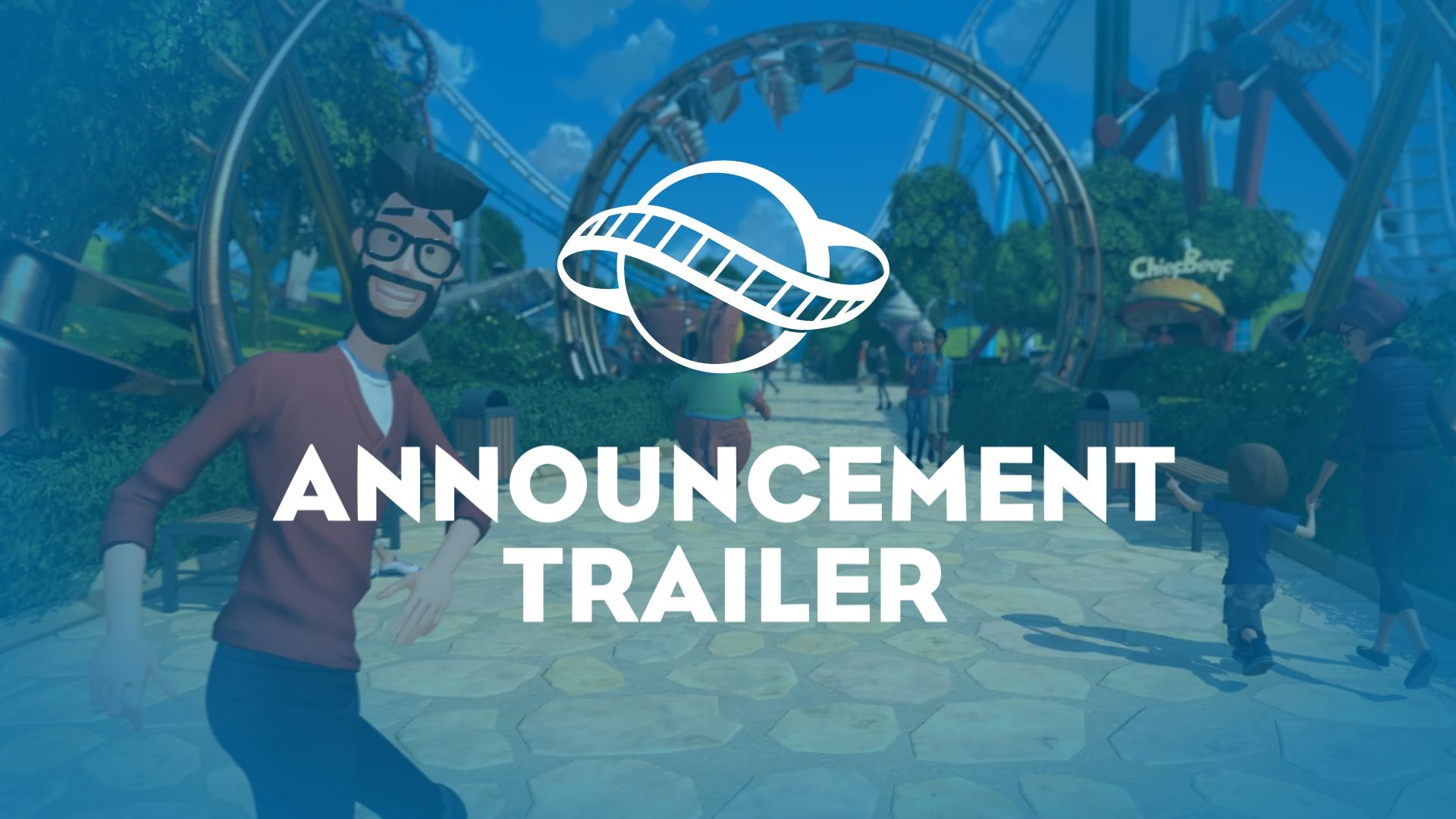 Planet Coaster: Simulation Evolved – Trailer