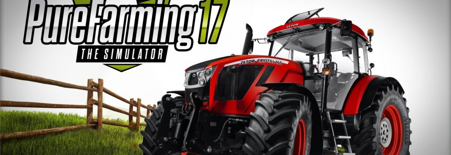 Pure Farming 17: The Simulator – Trailer