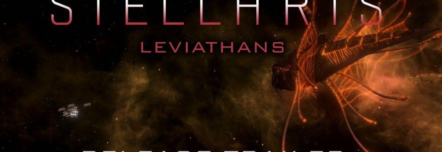 Stellaris: Leviathans - Trailer