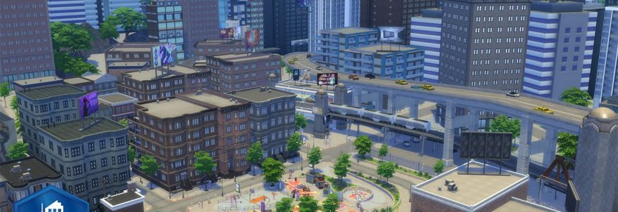The Sims 4: City Living - Trailer