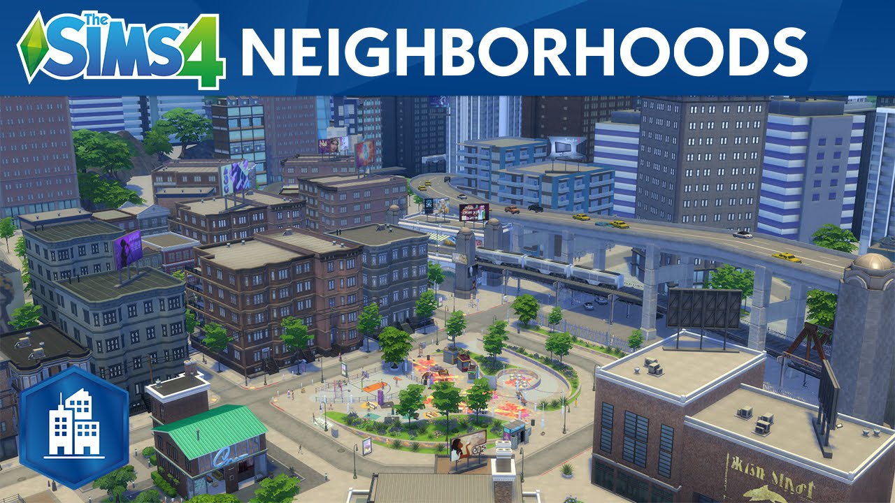 The Sims 4: City Living – Trailer