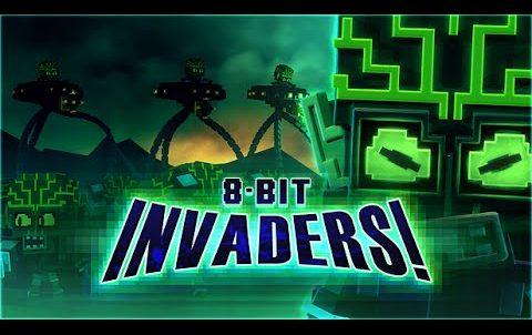8-bit Invaders - Trailer