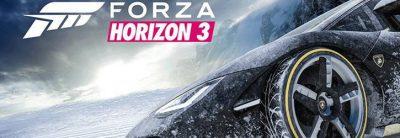 Forza Horizon 3 primește expansionul Blizzard Mountain