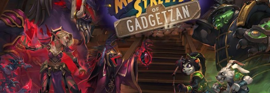Hearthstone: Mean Streets of Gadgetzan