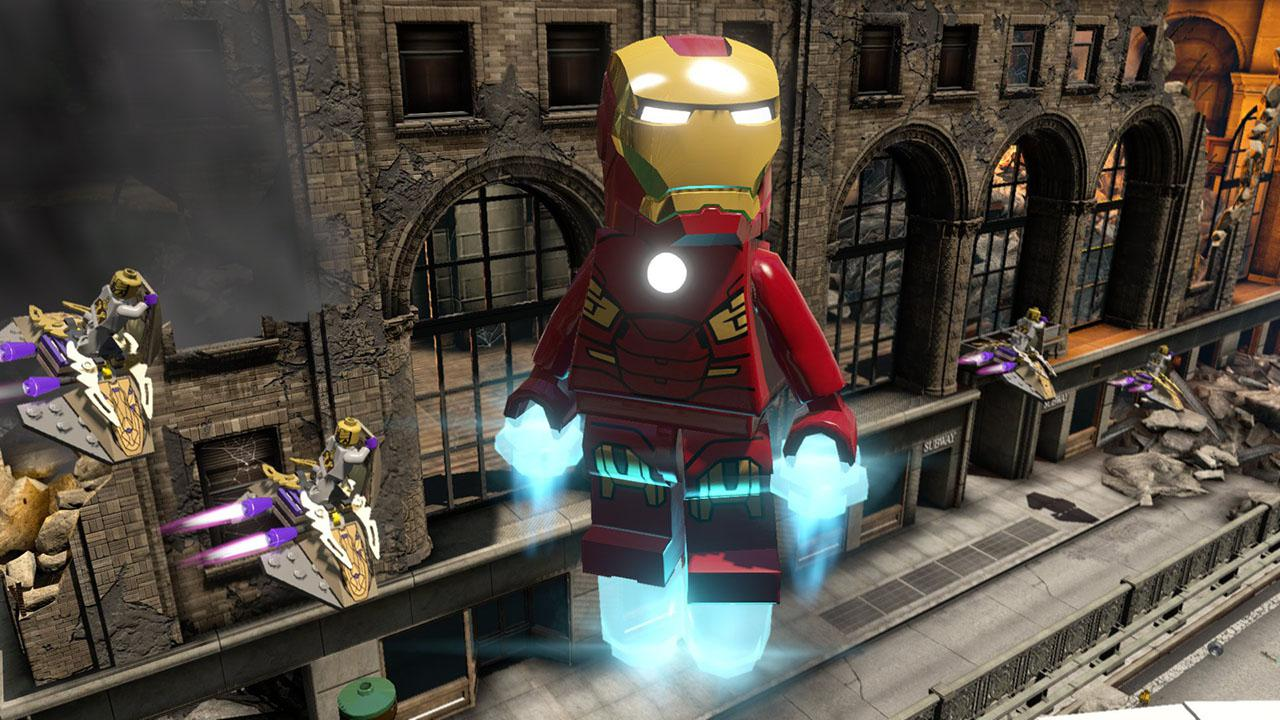 Imagini LEGO Marvel's Avengers
