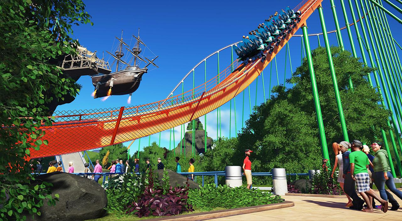 Imagini Planet Coaster: Simulation Evolved